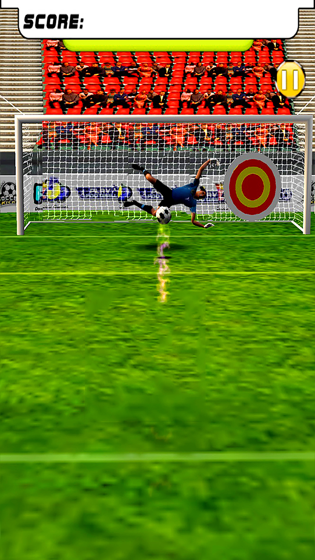 Final Kick Penalty: Real Shootout Soccer screenshot 4