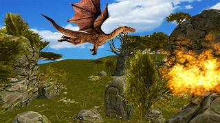Dragon Sniper Hunting : Deadly Slayer 3D Free screenshot 3