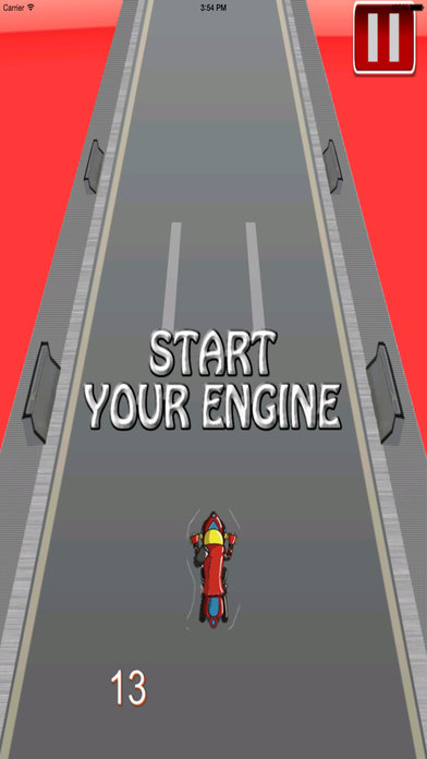 Amazing Bike With Large Wheels PRO - Extreme Game screenshot 3