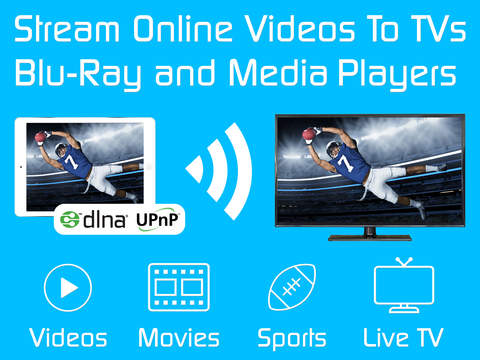 Video & TV Cast + DLNA UPnP HD screenshot 6