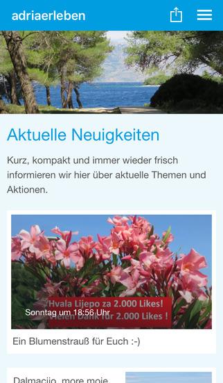 adria-erleben.de screenshot 1