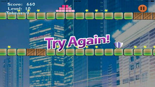 A Stunt Escape Jump - City Through And Run screenshot 3