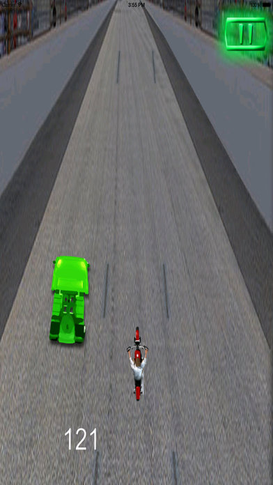 A Motorcycle Without Law - Fury On The Track screenshot 2