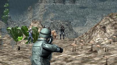 Frontline Army Battle War Mission screenshot 1