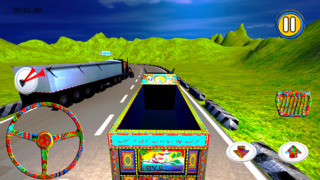 PK Cargo Truck Driving Simulator screenshot 4