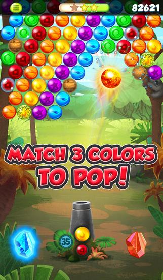 Koala Pop Bubble Shooter screenshot 2