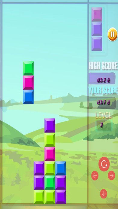 Triple Diamond Blitz - Match 3 Puzzle screenshot 3