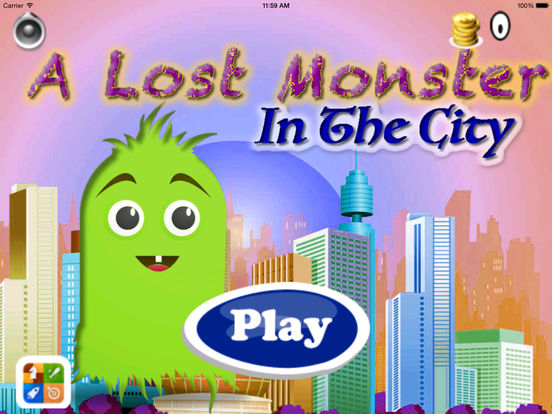 A Lost Monster In The City - A Crazy Adventure Monstrous screenshot 6