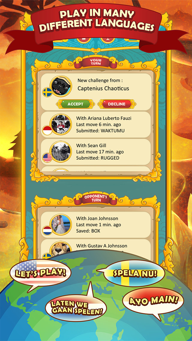 BaliFied - Word Game screenshot 3