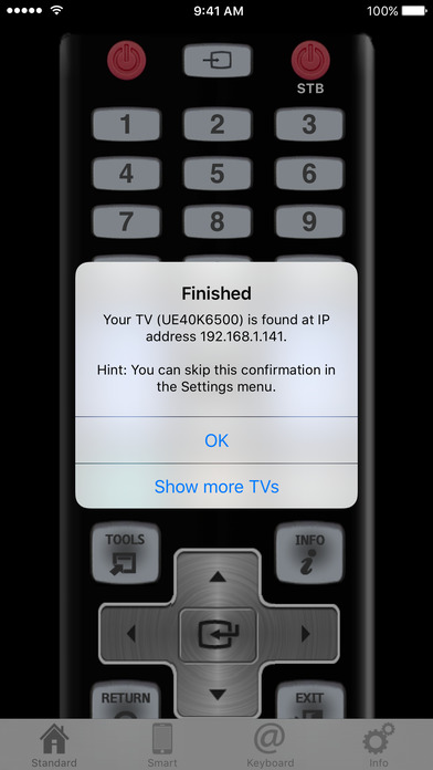 samsung remote app iphone mytifi remote for samsung tv on the app 16048