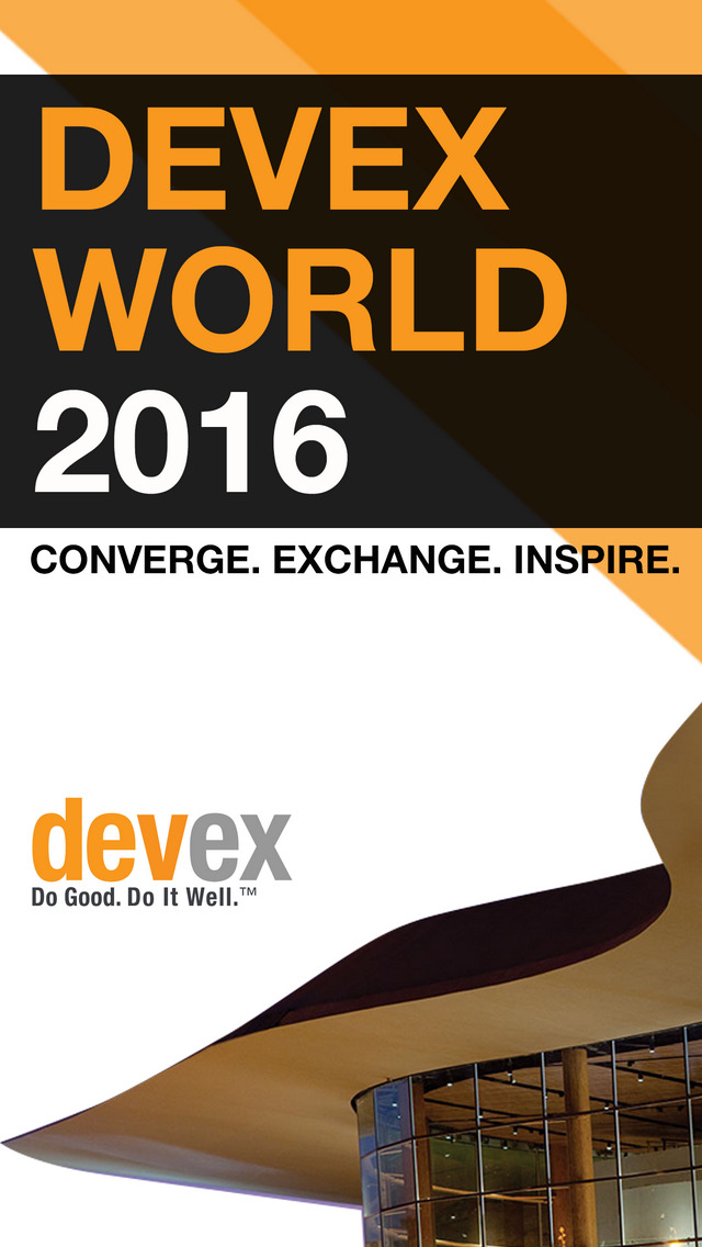Devex World Official App screenshot 2