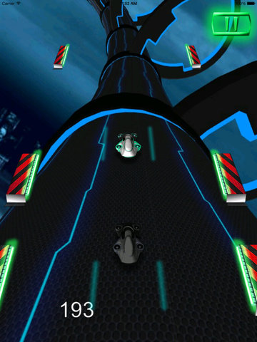 A Futuristic Crazy Car Pro - In Space Racing Extreme screenshot 7