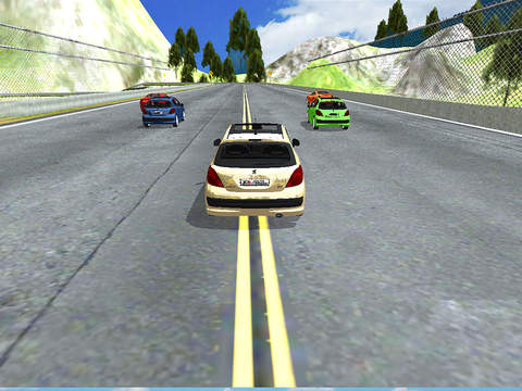 Extreme Car Driving: 3D Racing Simulator Free screenshot 8