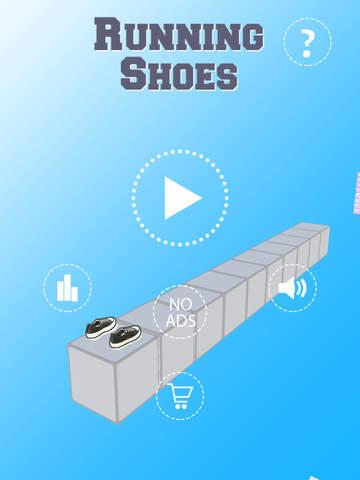Running Shoes Challenge screenshot #1