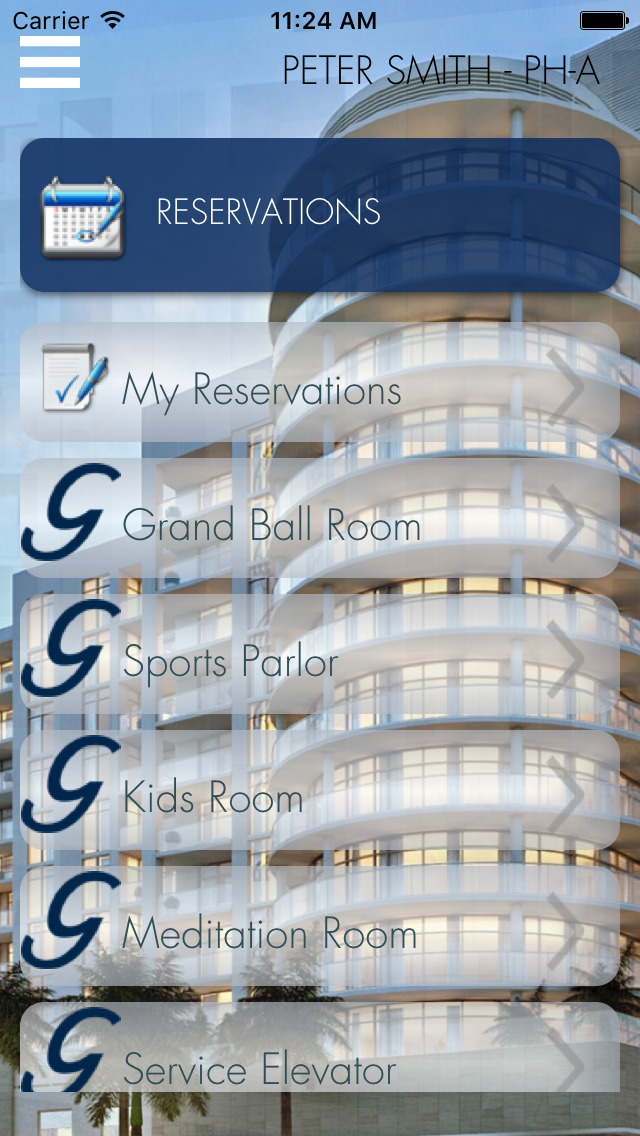 Gale Condominium screenshot 4