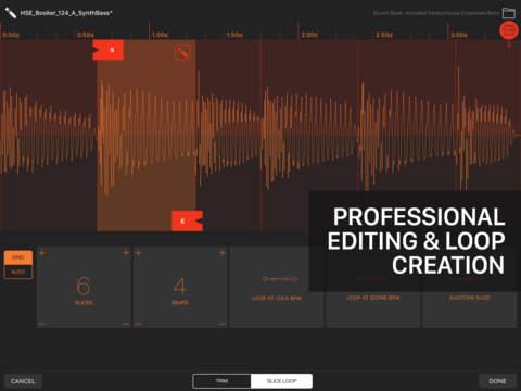 Hook - Live DJ and Mashup Workstation screenshot 5