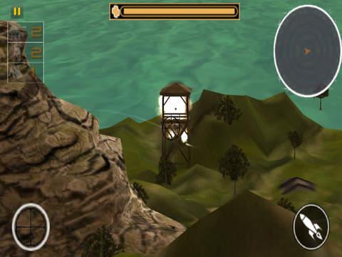 Army Gunship Helicopter 3D : Adventure Shooting screenshot 5