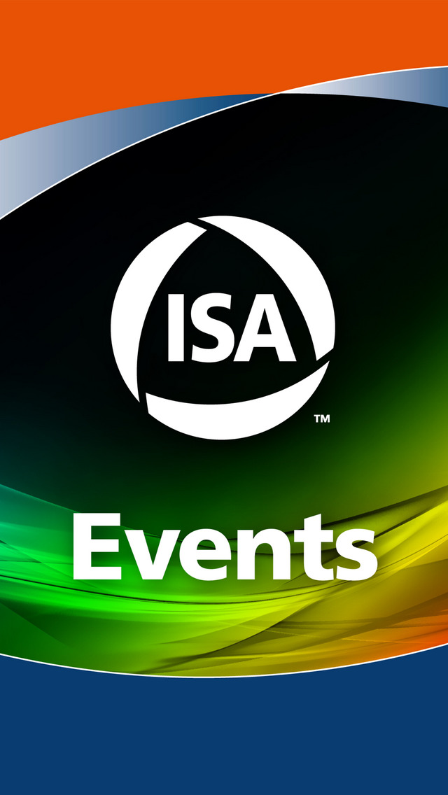 ISA Events screenshot 2