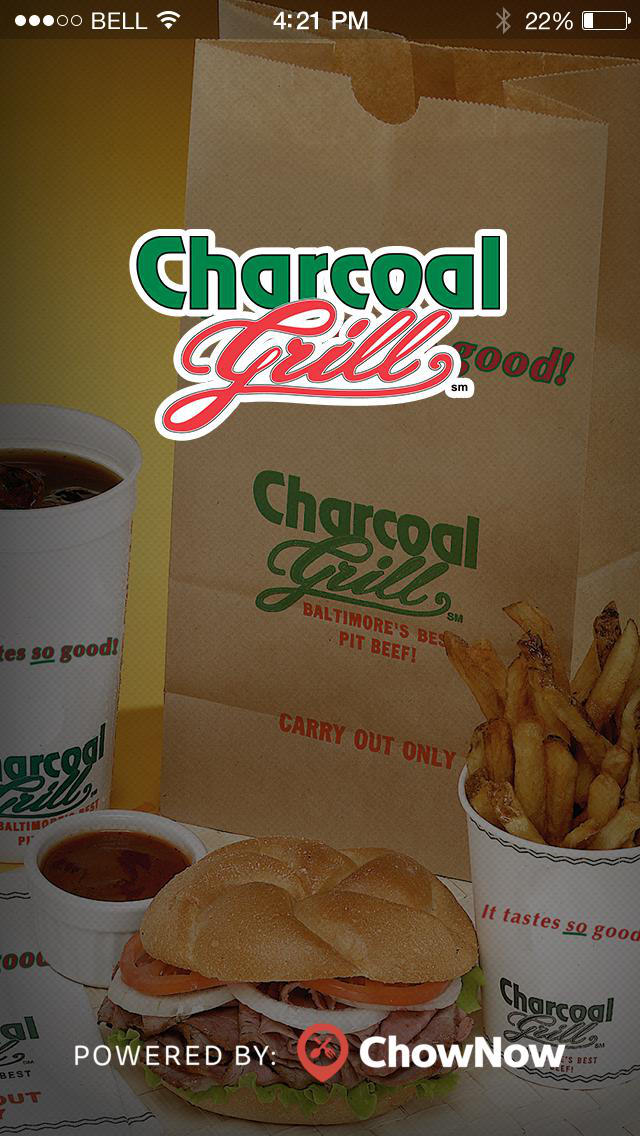 Charcoal Grill To Go screenshot 1