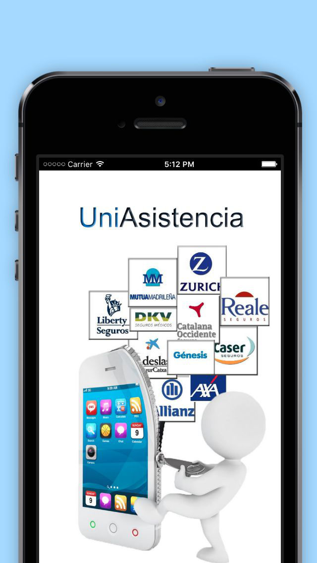 UniAsistencia screenshot 4