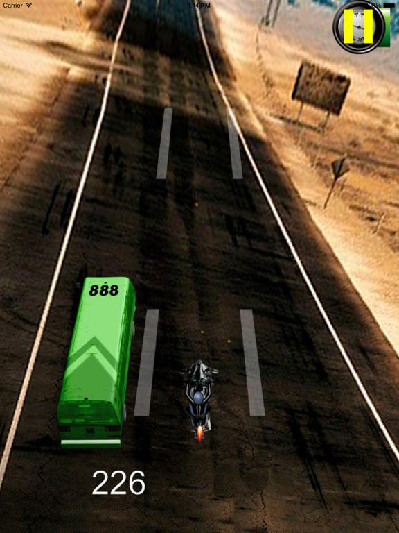A Speed Traffic Pilot - Top Motorcycle Racing Games screenshot 9