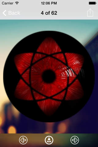 Sharingan Wallpaper: Best HD Wallpapers - náhled