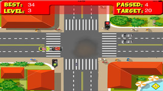 Extreme Drive Traffic Pro - City Driving Simulator screenshot 4