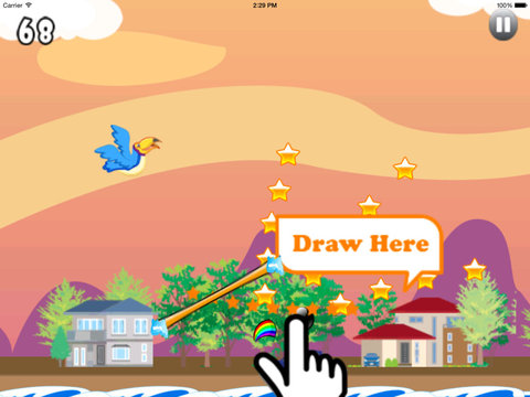 Rio Bird Jump - Fly Fun Jumping screenshot 10