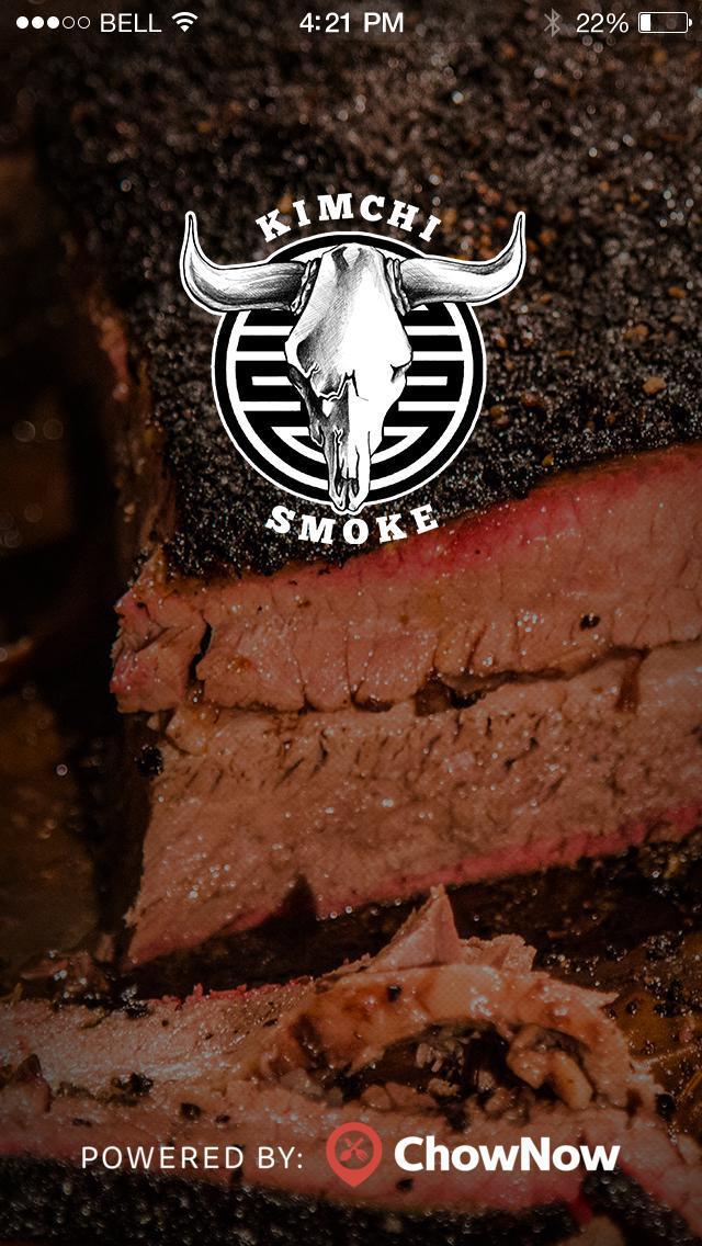 Kimchi Smoke BBQ screenshot 1