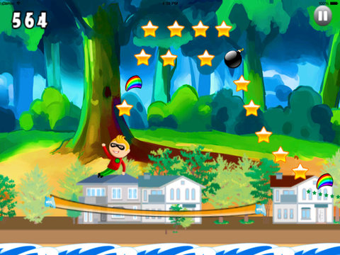 A Super Cool Kid Warrior Jumps PRO - Favorite Game Jumps screenshot 9