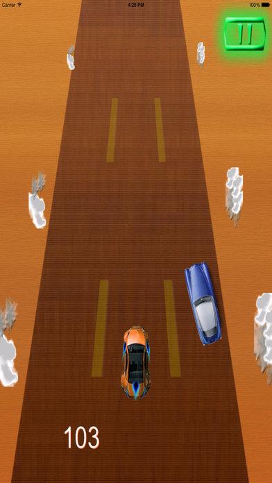 A Fast Driving Adrenaline - Arcade Adventure Race screenshot 3
