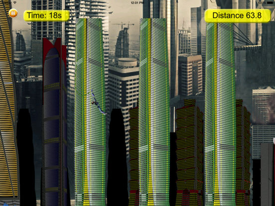 A Rope From Dusk Fly PRO - Thief Vs Hero screenshot 8