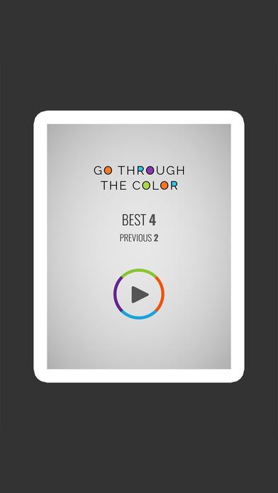 Go Through The Color screenshot 1