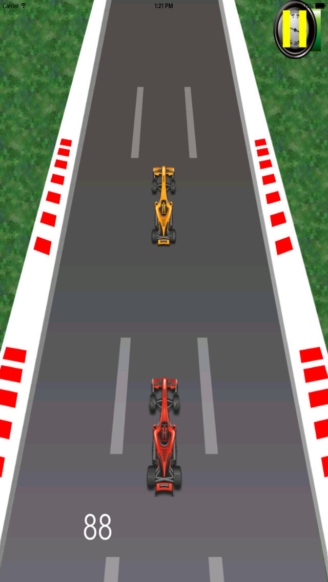 Awesome Projectile Car - Real Speed Xtreme Race screenshot 4