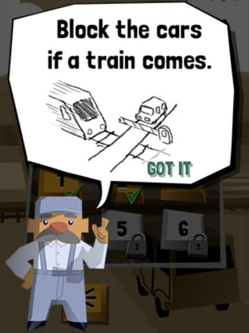 Rail Rush ® screenshot 6