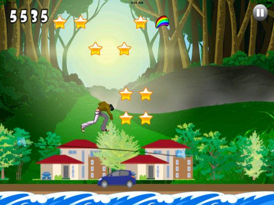 A Jump Of Fire Dash Pro - Amazing Jumps screenshot 8