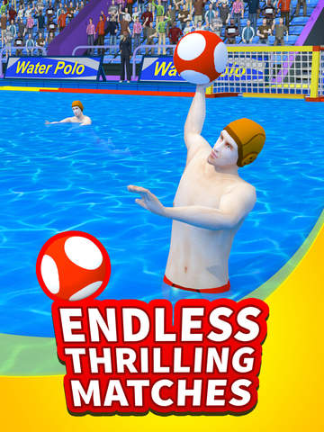 Summer Sports: Water Polo screenshot 6