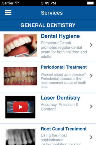 Primecare Dental - náhled