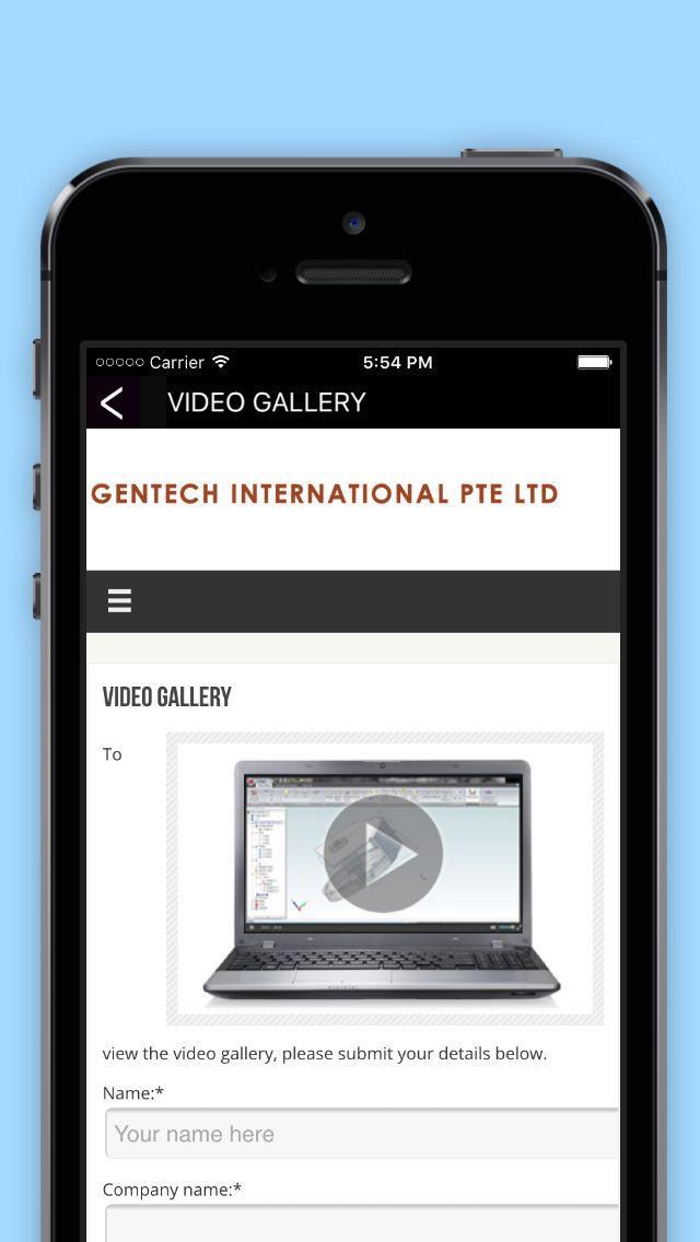 Gentech screenshot 4