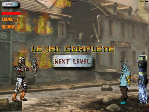 Archer Combat PRO - War Hideaway screenshot 7