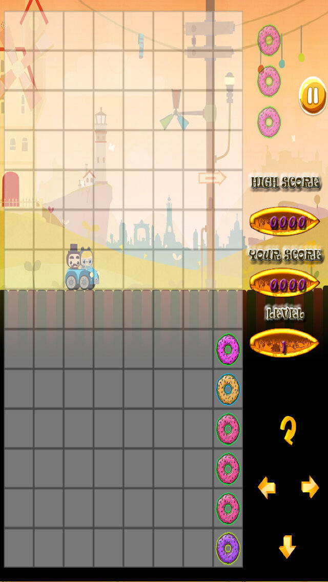 A Super Candy Color Game PRO - Merger Of Donuts screenshot 3
