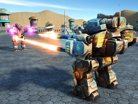 Mech Robot War 2050 screenshot 8