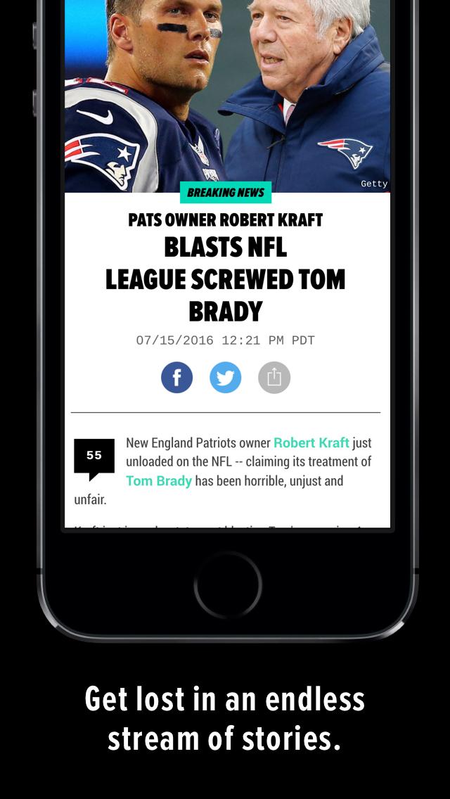 TMZ Sports screenshot 2