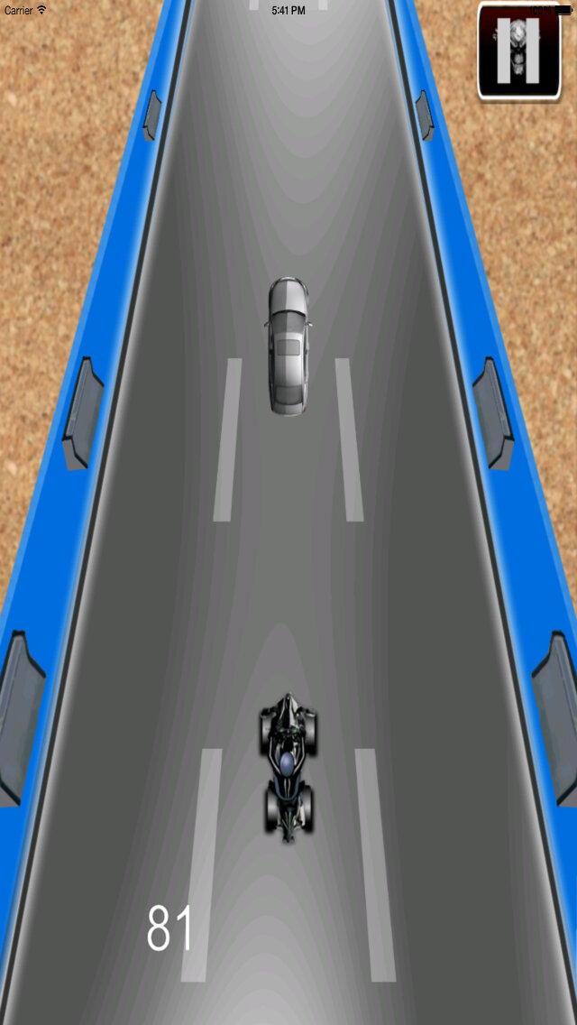 A Motorcycle ATVS Dark - Stock Motorcycle Race screenshot 3