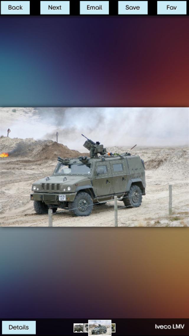 Army Vehicles screenshot 2