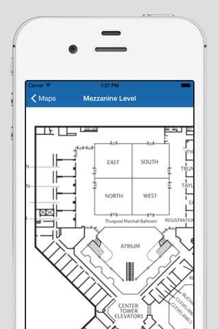Conference: CCA Conference App - náhled