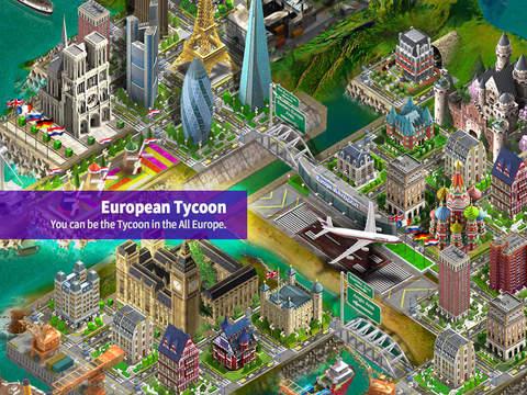 European Tycoon screenshot 10