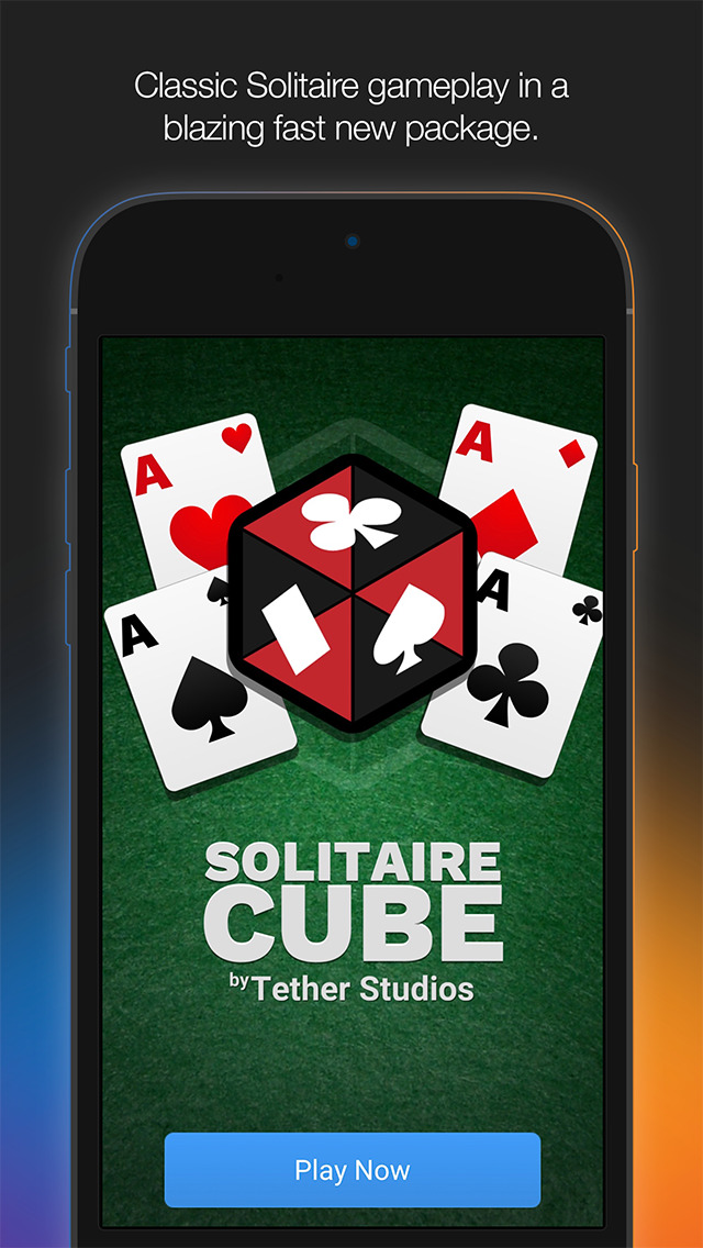 Solitaire Cube: Card Game screenshot 1
