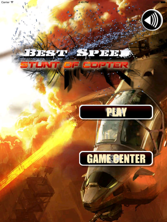 Best Speed Stunt Of Copter - Amazing Helicopter Simulator Game screenshot 6