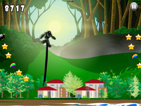 A Great Jump Samuray Pro - The Best Game Of Jump screenshot 9